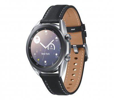Samsung Galaxy Watch 3 R850 41mm Srebrny