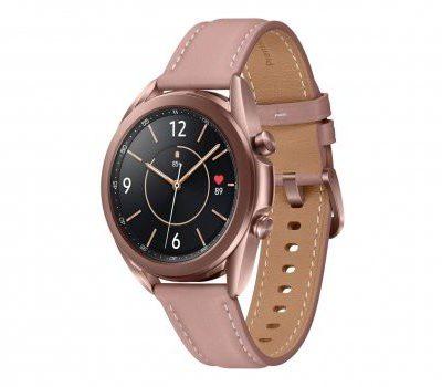 Samsung Galaxy Watch 3 R855 41mm LTE Brązowy