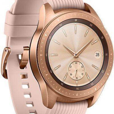 Samsung Galaxy Watch 42mm Złoty (SM-R810N)