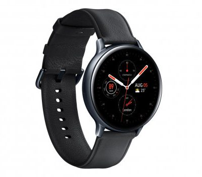 Samsung Galaxy Watch Active 2 Stal Nierdzewna 44mm Black