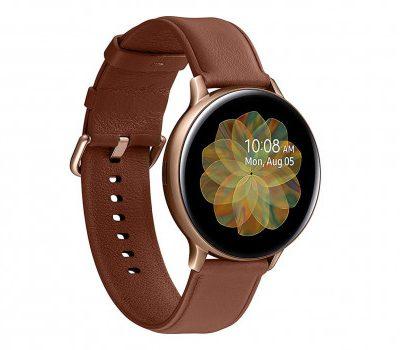 Samsung Galaxy Watch Active 2 Stal Nierdzewna 44mm Gold