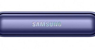 Samsung Galaxy Z Flip 256GB Dual Sim Fioletowy
