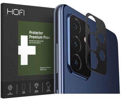 Samsung HOFI Nakładka na obiektyw HOFI Metal Styling Camera do Galaxy A72 Czarny