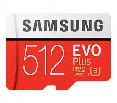 Samsung microSDXC 512GB (MB-MC512GA/EU)