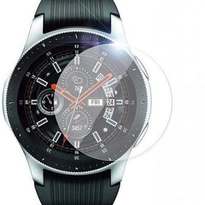 Samsung Pasek do Gear S3/ Watch 46mm Spigen Modern Fit Band Black - Czarny Galaxy Watch 46mm