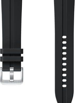Samsung Pasek Sport Band 20mm S/M Black ET-SFR86SBEGEU