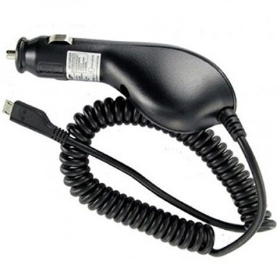 Samsung pojazd samochód ładowarka Car Charger Micro-USBczarny CAD300UBEC
