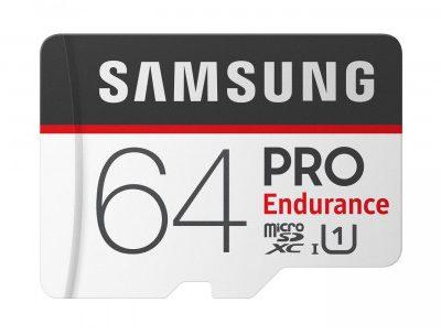 Samsung Pro Endurance MicroSDXC 64GB (MB-MJ64GA/EU)