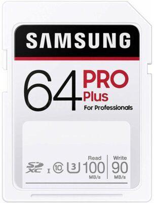 Samsung Pro Plus SDXC 64GB