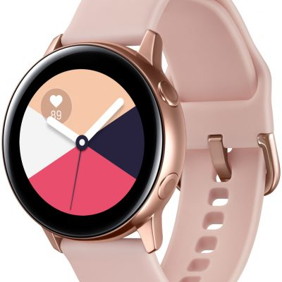 Samsung SM-R500N Galaxy Watch Active Złoto-różowy