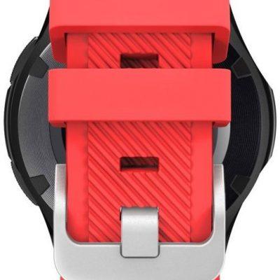 Samsung TECH-PROTECT TECH-PROTECT Pasek TECH-PROTECT Smoothband do Gear S3 Czerwony