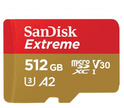 SanDisk Extreme 512GB