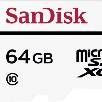 SanDisk microSDXC Class 10 64GB (SDSDQQ-064G-G46A)