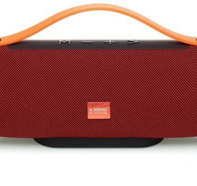SAVIO BS-022 Czerwony