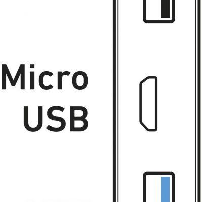 SBS Powerbank TTBB10002UFASTW 10000 mAh Biały