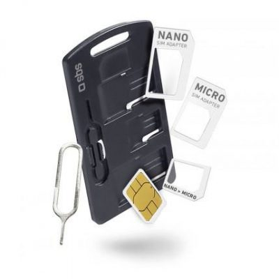 SBS Sim Card Adapter SBSTEKITSIMADAPTK