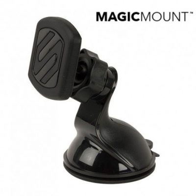 Scosche UCHWYT NEODYMOWY MAGIC MOUNT DASH WINDOW - iPhone 7 / 6S / SE MagicMount Dash Window