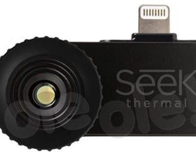 Seek Thermal Thermal Thermal Kamera termowizyjna Compact iOS