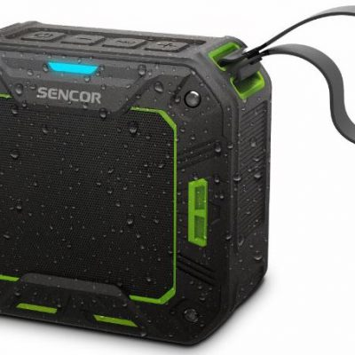 Sencor SSS1050 Czarno-zielony