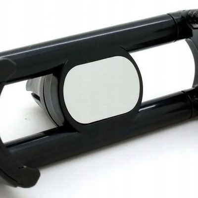 Setty Czarny Uchwyt na telefon GSM033412