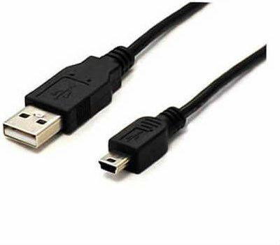 Sharkoon Kabel USB USB - USB Mini black1 m - 4044951015566