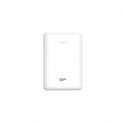 Silicon Power C10QC 10000mAh Biały