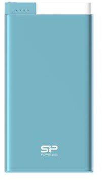 Silicon Power Powerbank S105 10000mAh USB niebieski AKSRGSLP0210