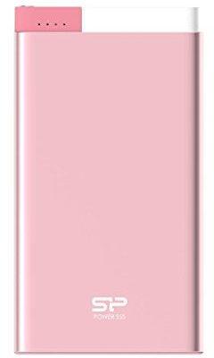 Silicon Power S55 5000mAh Różowy (SP5K0MAPBKS55P0P)