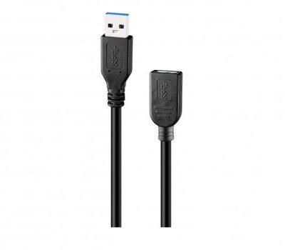 Silver Monkey Silver Monkey Przedłużacz USB 3.0 1,2m