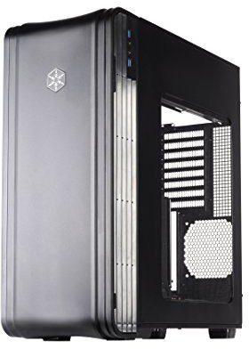 SilverStone FT04 zabezpieczenie/uchwyt do komputera