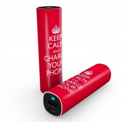 SMARTOOOLS MC2 Stick Keep calm, 2600 mAh, 2.1A/ 5V