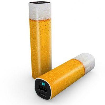 SMARTOOOLS Powerbank MC2 Stick Beer, 2600 mAh, 2.1