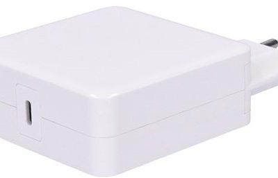 Solight Ładowarka uniwersalna typ USB-C/65W biały