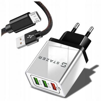 Sony Ładowarka Kabel Micro-usb do Xperia Z1 Z2 Z3