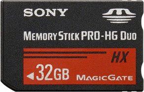 Sony Memory Stick PRO-HG Duo 32GB (MSHX32B)