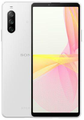 Sony Xperia 10 III 5G 128GB Dual Sim Biały