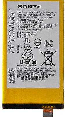 Sony Xperia Z5 Compact E5803 1293-8715 2700mAh 10.3Wh Li-Polymer 3.8V oryginalny)