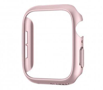 Spigen Obudowa Thin Fit Apple Watch 4/5 40 mm Rose Gold