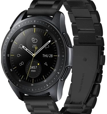 Spigen Pasek Band Modern Fit Galaxy Watch 42mm, czarny 8809613765014