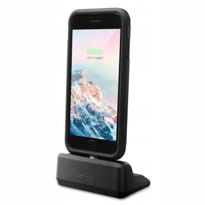 Spigen Stacja dokująca do iPhone 5 6 7 8 X Xr 11