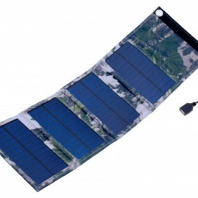 Sunen PowerNeed ES-4 wodoodporny panel solarny 6 W