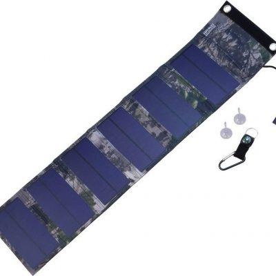Sunen PowerNeed ES-6 wodoodporny panel solarny 9 W
