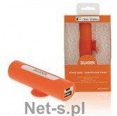 Sweex Portable Power Bank 2500 mAh USB Orange (SW2500PB001OR)