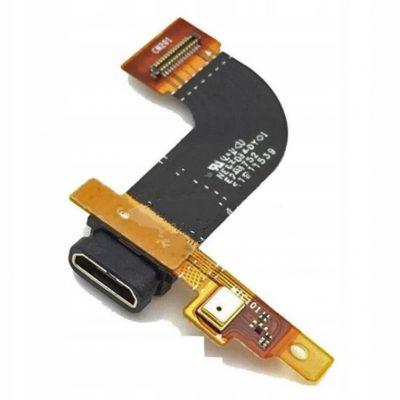 Taśma Ładowania Usb Mikrofon Sony Xperia M5