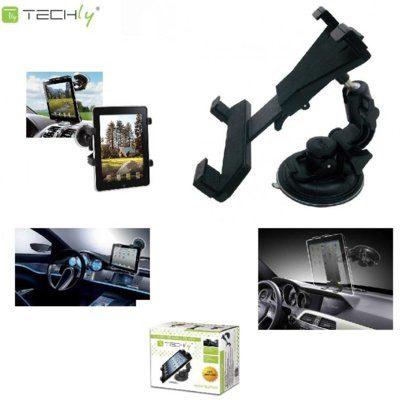 Techly Uchwyt samochodowy do tabletu/iPad 7