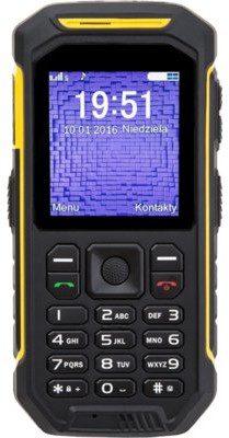 Telefunken Outdoor WT2 Czarno-żółty