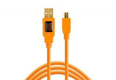 Tether Tools Kabel do tetheringu TetherPro USB 2.0 to Mini-B 5-Pin 9200