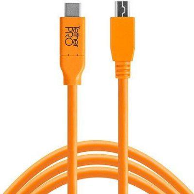 Tether tools TetherPro USB-C  2.0 Mini-B 5-Pin 4.6 m