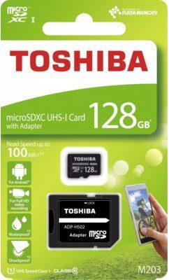 Toshiba microSD M203 128GB (THN-M203K1280EA)