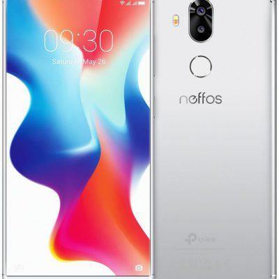 TP-Link Neffos X9 32GB Dual Sim Srebrny